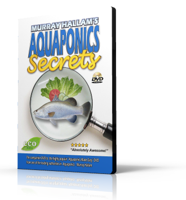 Murray Hallam - Aquaponics The First 12 Months new dvd ...